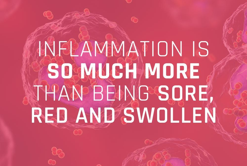 Cellular Inflammation: Walking a Fine Line Between Healing and Long-term Health Risks